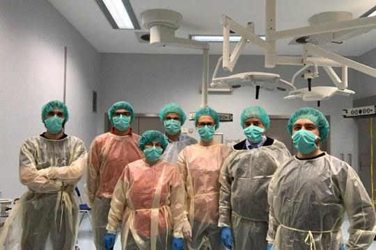 Il laboratorio mascherine DICAM in prima serata su rai 1