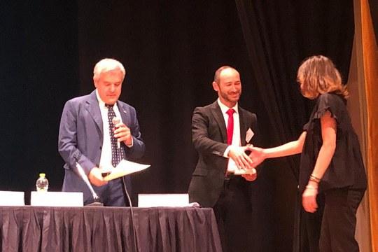 La dottoranda Giulia Tarsi si aggiudica il premio 'Best Innovative Idea' della Società Italiana Infrastrutture Viarie