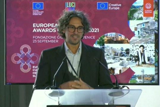Premio Speciale ILUCIDARE 2021 per il progetto HAP4MARBLE